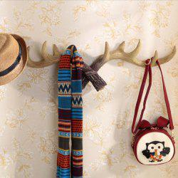 Home Wall Hook Distinctive Vintage Creative Decorative Clothing Hanger -