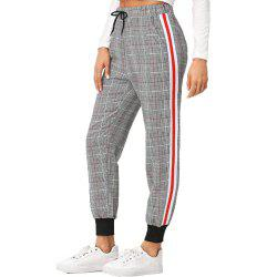 Women's Loose Sports Lattice Pants -