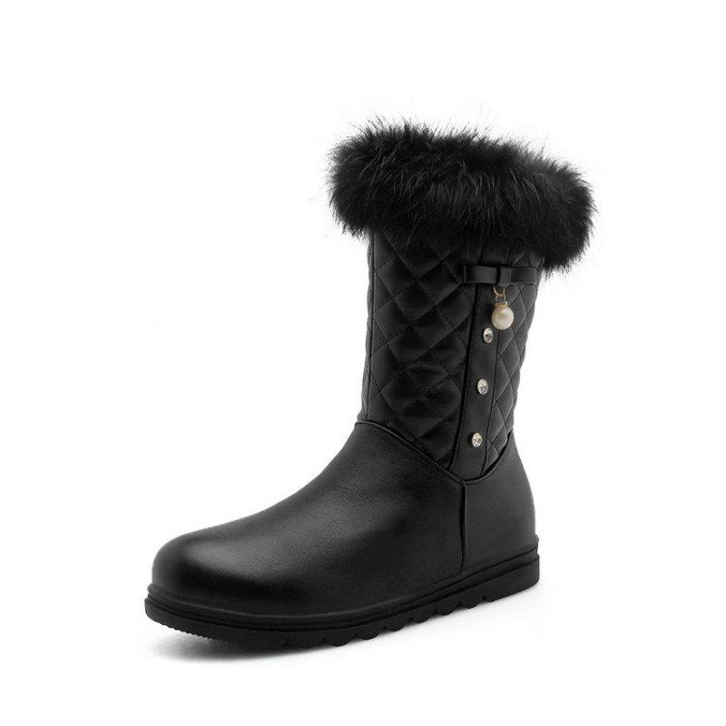 Best Round Bottomed Thick Bottomed Flat Bottomed Medium Boots