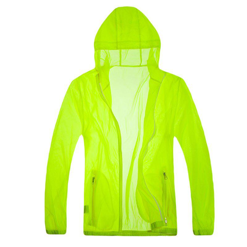 Online Solid Color Ultra-Thin Outdoor Sun-Proof Clothing