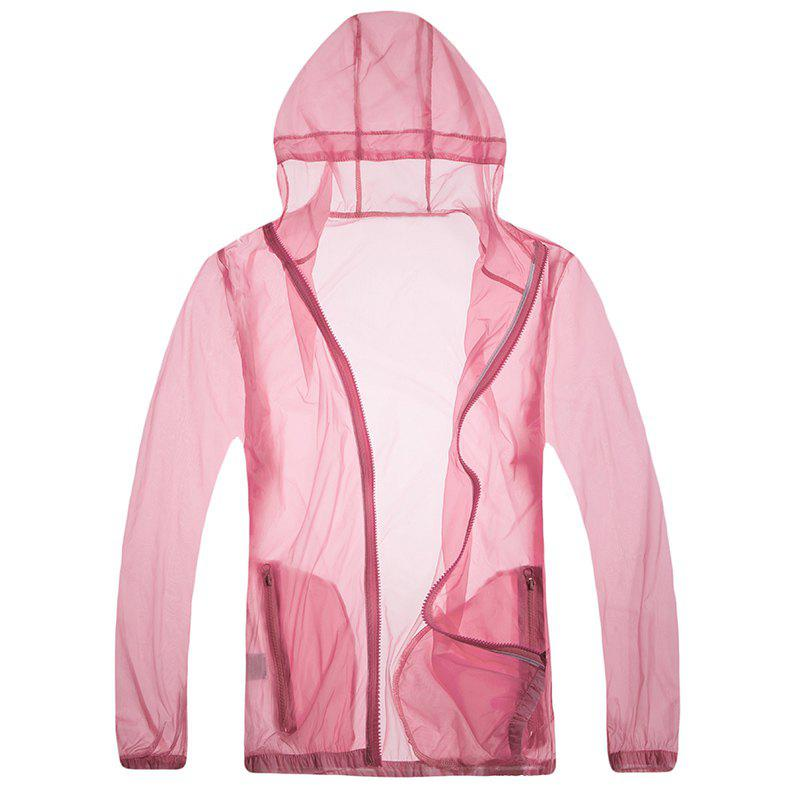 Affordable Solid Color Ultra-Thin Outdoor Sun-Proof Clothing
