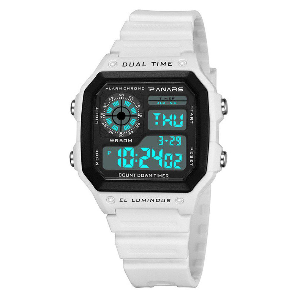 Outfits PANARS Men Top Luxury Fashion LED Outdoor Waterproof Electronic Watch