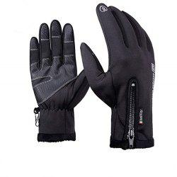 Touchscreen Winter Gloves Cycling Driving Slip Hiking Skiing Outdoor Sports -