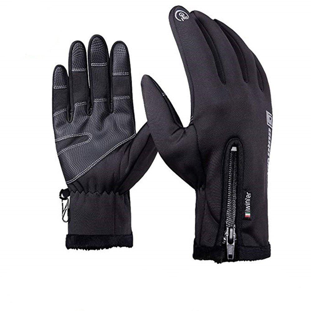 Fashion Touchscreen Winter Gloves Cycling Driving Slip Hiking Skiing Outdoor Sports