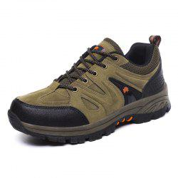 Hiking Shoes Men Breathable Waterproof Outdoor Sports Climbing Trekking Sneakers -
