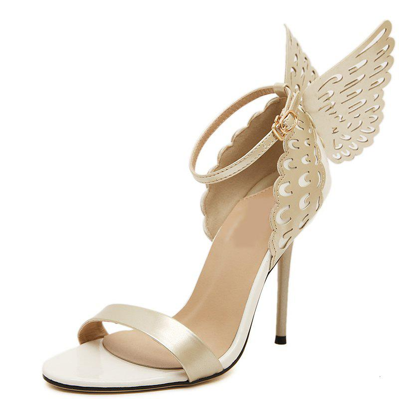 Outfits Women's Stiletto Sandals Fashion Party High Heels