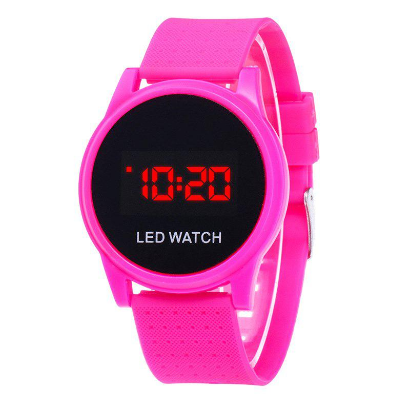 Outfits Fashion Touch Screen Ultra-Thin LED Sunglasses Fashion Sports Electronic Watch