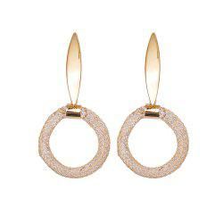 925 Sterling Silver Earrings with Exaggerated Flash and Diamond Hoop Earrings -