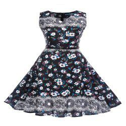 The New Dress Is Fitted in A Dress -