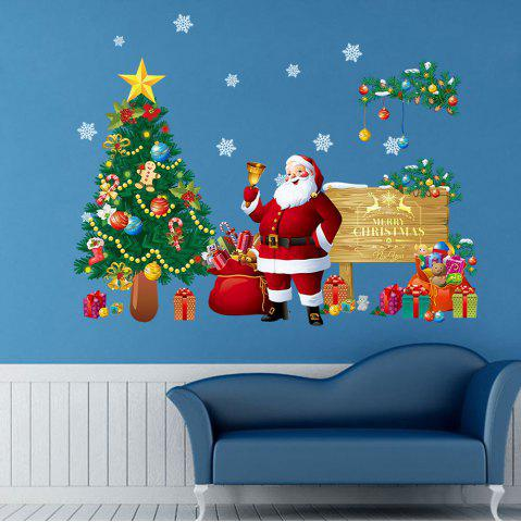 Santa Claus Wall Stickers