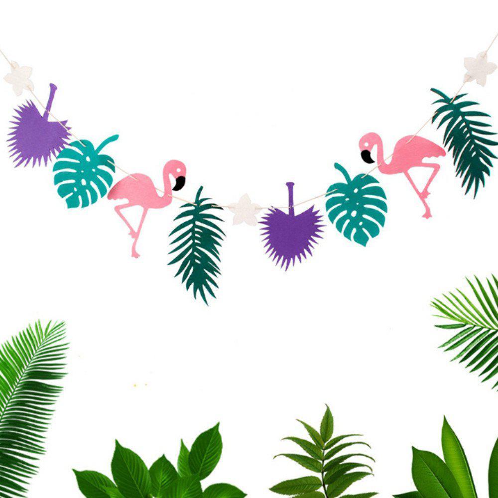 Outfits Flamingo  Party Birthday Photo Prop Tropical Party Bundles Decor