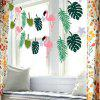 Flamingo Party Birthday Photo Prop Tropical Party Bundles Decor -