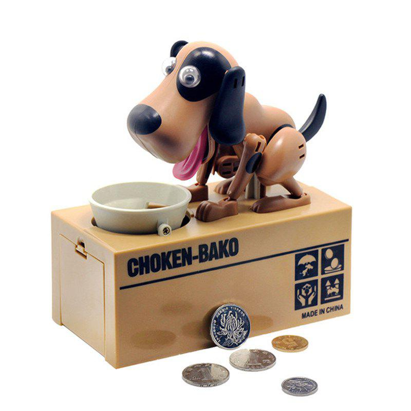 Store Creative Stealing Coin Bank Money Box Funny Toy