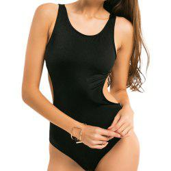 MISSOMO Fashion Sexy Backless Slim One-piece Swimsuit -