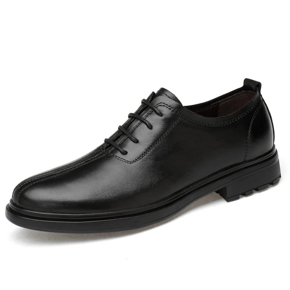 Hot Business Leather Shoes Leather Men'S Shoes Inside Pigskin
