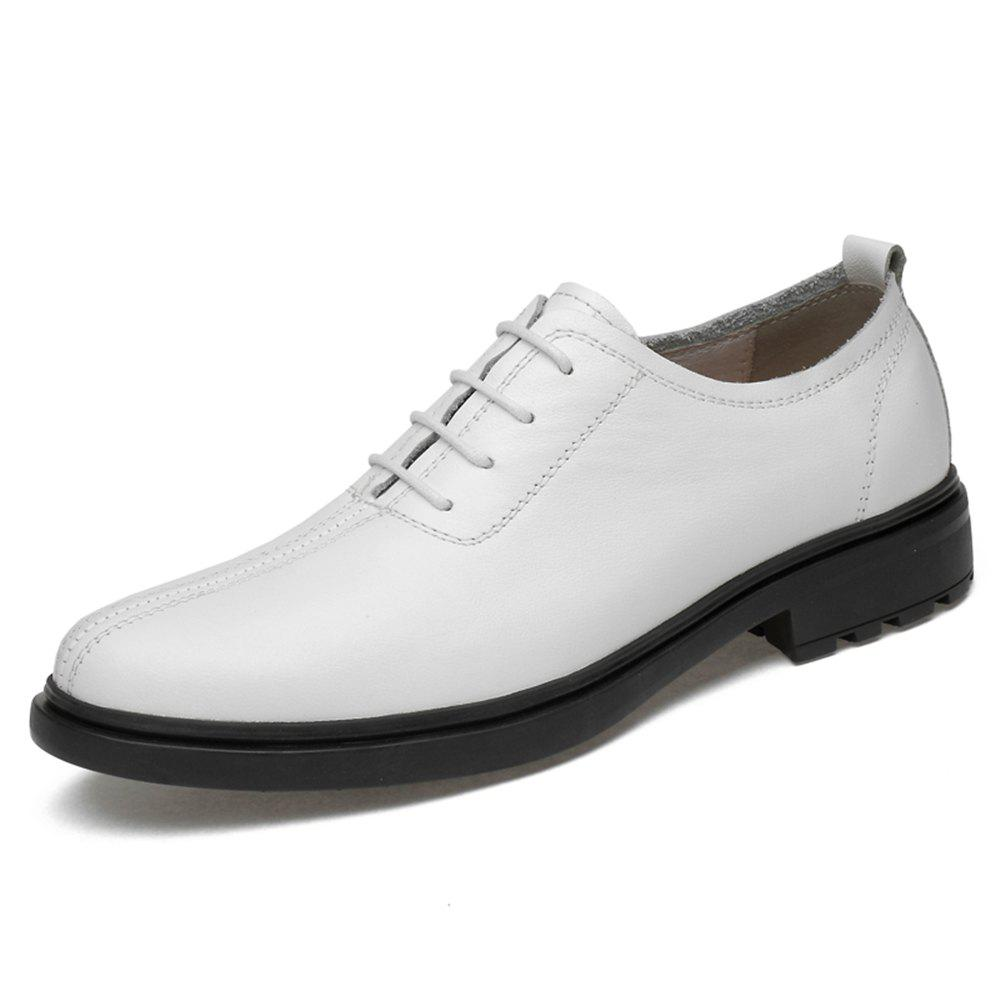 Fashion Business Leather Shoes Leather Men'S Shoes Inside Pigskin