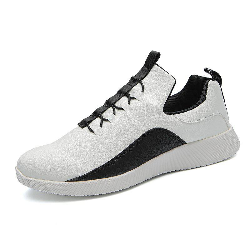 Chic Men Running Shoes  Soft and Comfortable Sports Shoes Fashion