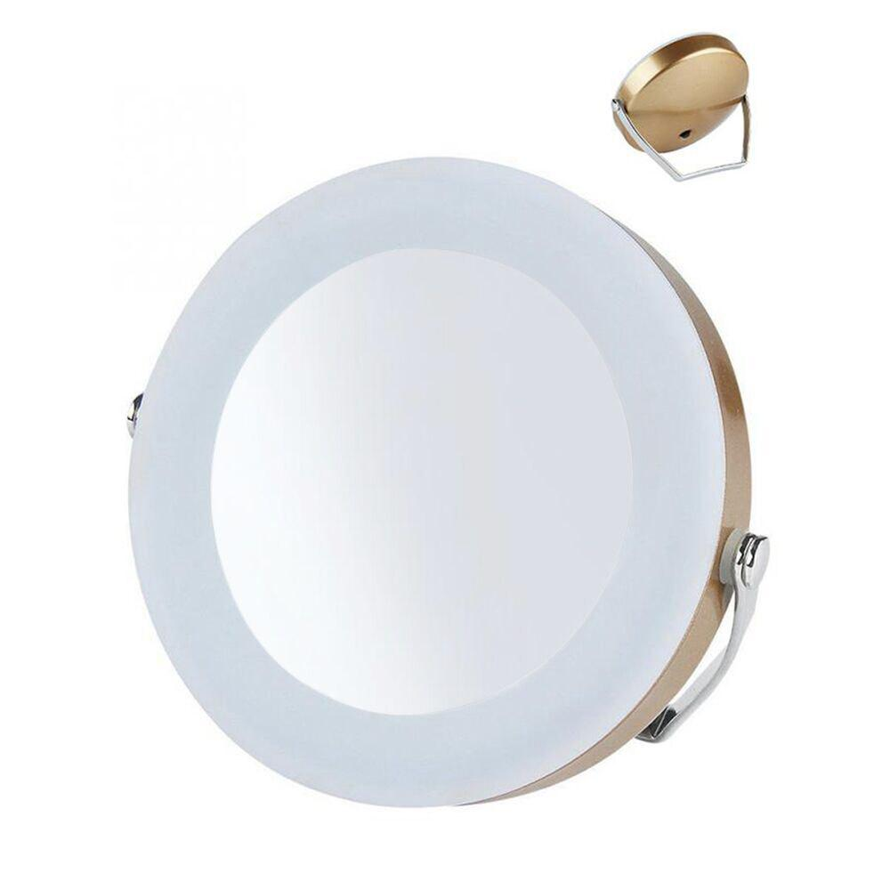 Buy LED Lights Makeup Mirror with 3X Magnification HD Fantastic Cosmetic Women Acces