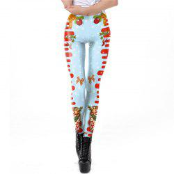 Christmas Costume Decoration Clothes Women Sport Leggings -