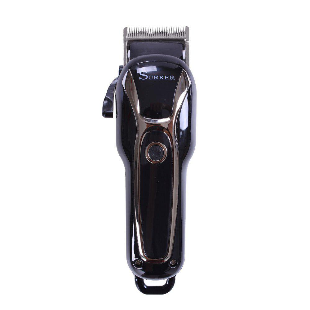 SURKER Electric Hair Clipper LCD Adult Hair Clipper Сплав-нож