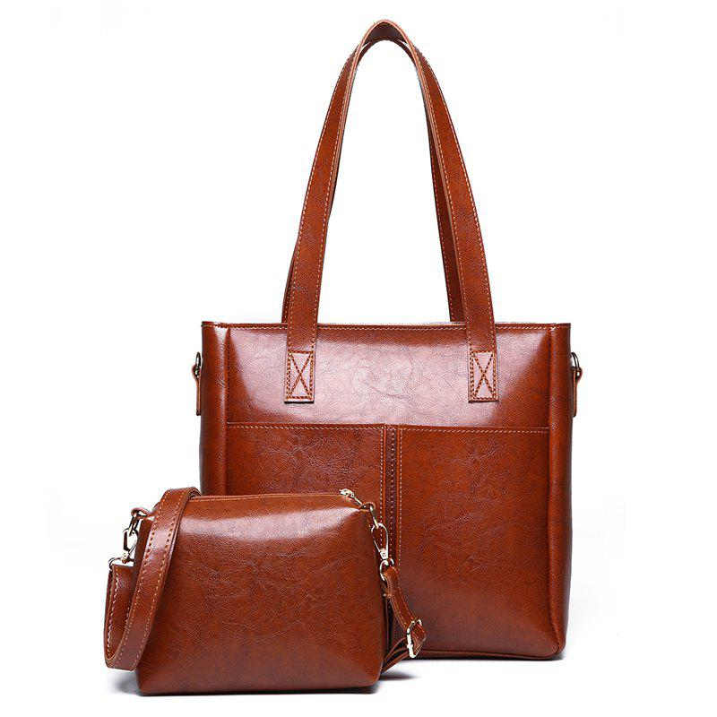 Buy Uxury Handbags Women Shoulder Bag Large Tote Bags Hobo Soft Leather Ladies Cross