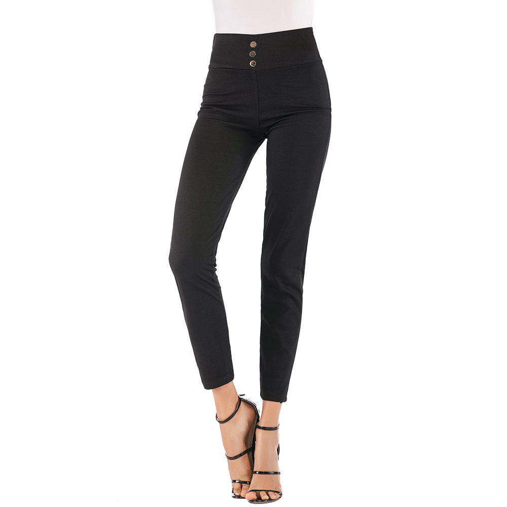 Outfits Women'S Fashion Stretch Slim High Waist Leggings Trousers
