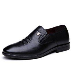Autumn Men'S Business Casual Shoes Breathable Middle-Aged Father'S Shoes -