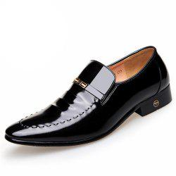 Men Business Suits Or Lend Breathable Trends Pointed Men'S Shoes -