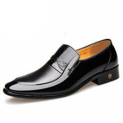 British Men Business Suits and Recreational Leather Shoes Work Shoes -