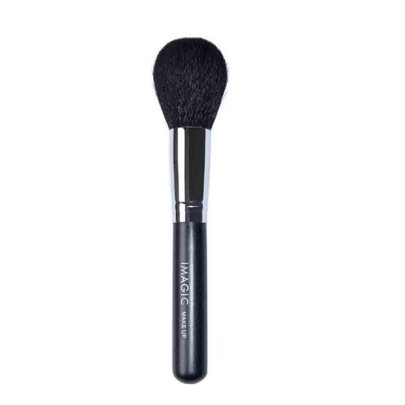 Affordable Round Head Powder Brush Black Wool High Quality Makeup Brush