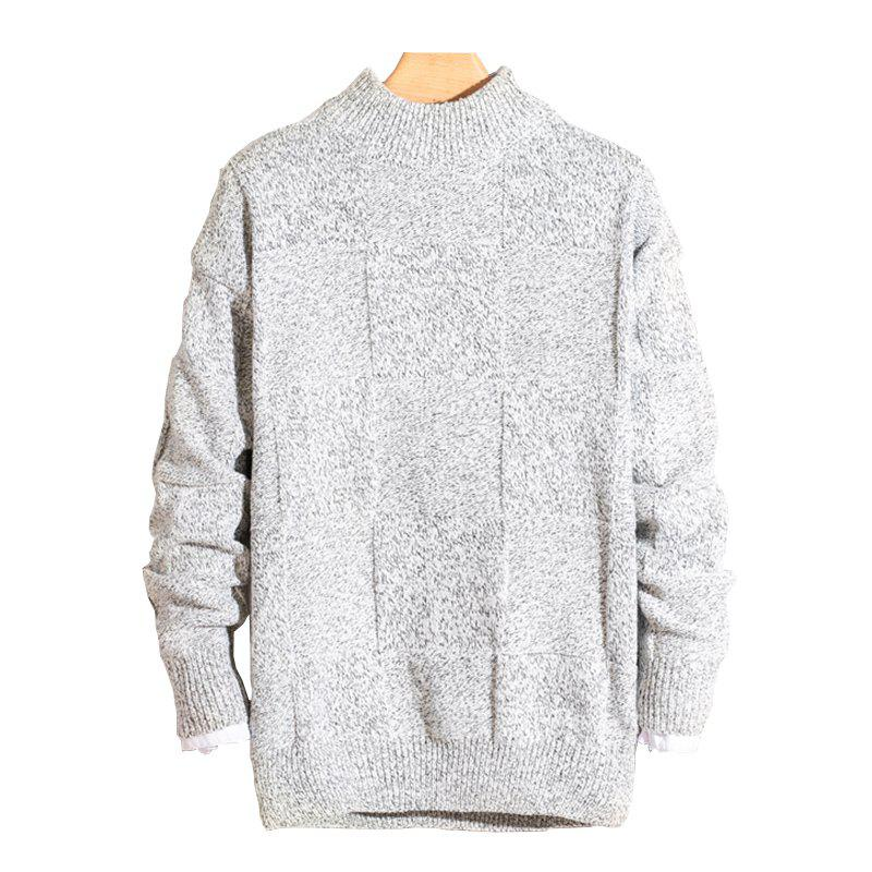 Sale 2018 New Men'S Pullover Casual Sweater