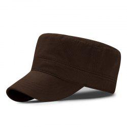 Simple military cap + adjustable for 56-60cm head circumference -