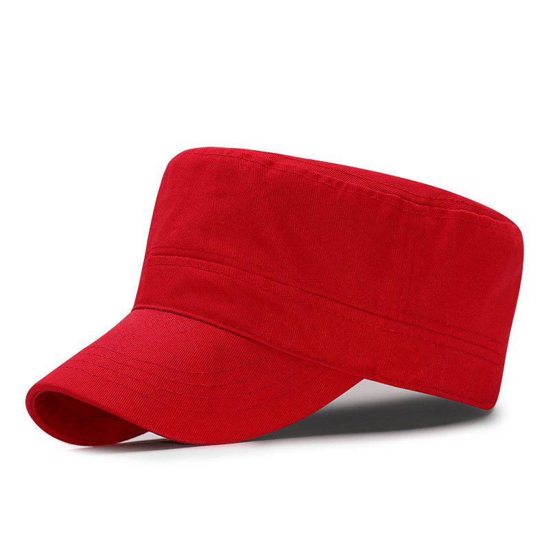 Fancy Simple military cap + adjustable for 56-60cm head circumference