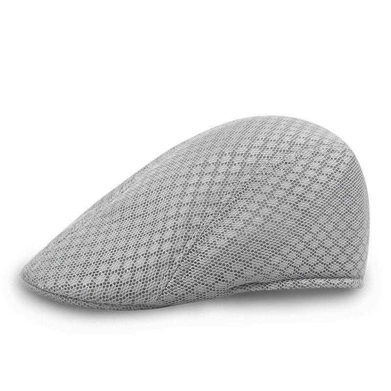 Buy Mesh breathable beret + adult size code for 56-58CM