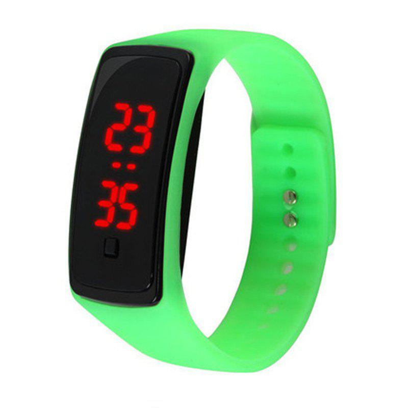 Buy Fashion LED Silicone Sports Watches Touch Screen Digital Bracelet Watch