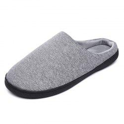 BY-8 Sexual Lazy Slippers Plus Cotton Warm Snow Boots Non-Slip Wear Men and Wome -