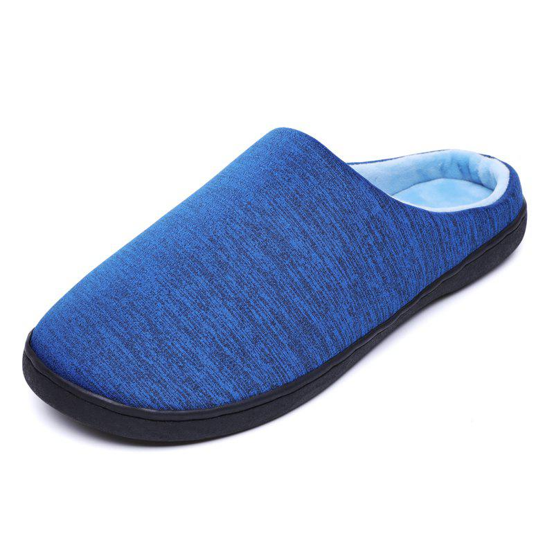 Online BY-8 Sexual Lazy Slippers Plus Cotton Warm Snow Boots Non-Slip Wear Men and Wome