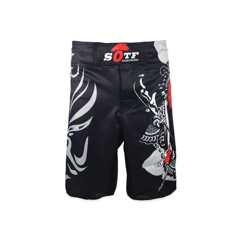 Hot MMA Shorts UFC Comprehensive Combat Training Pants Boxing Thai Boxing Gymnasium