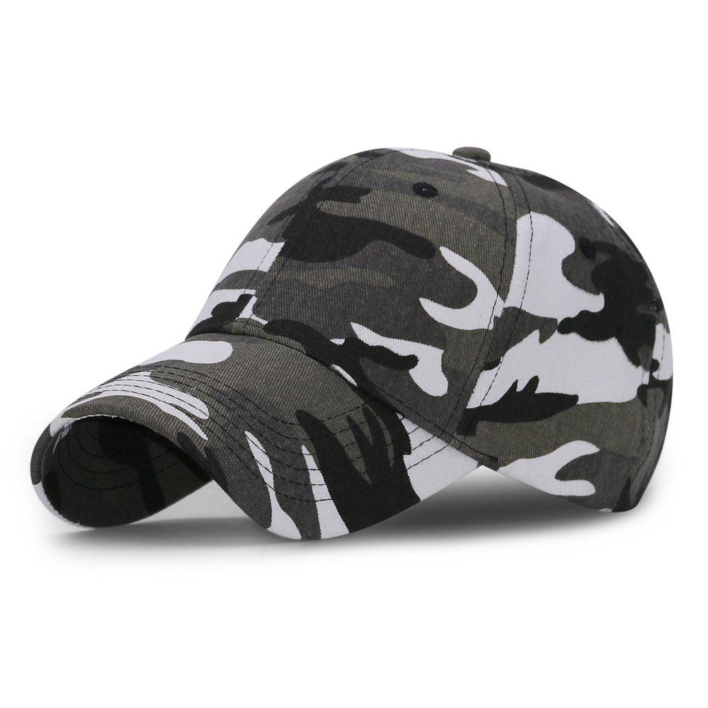 Trendy Camouflage Baseball Cap + Adjustable for 56-60cm head circumference