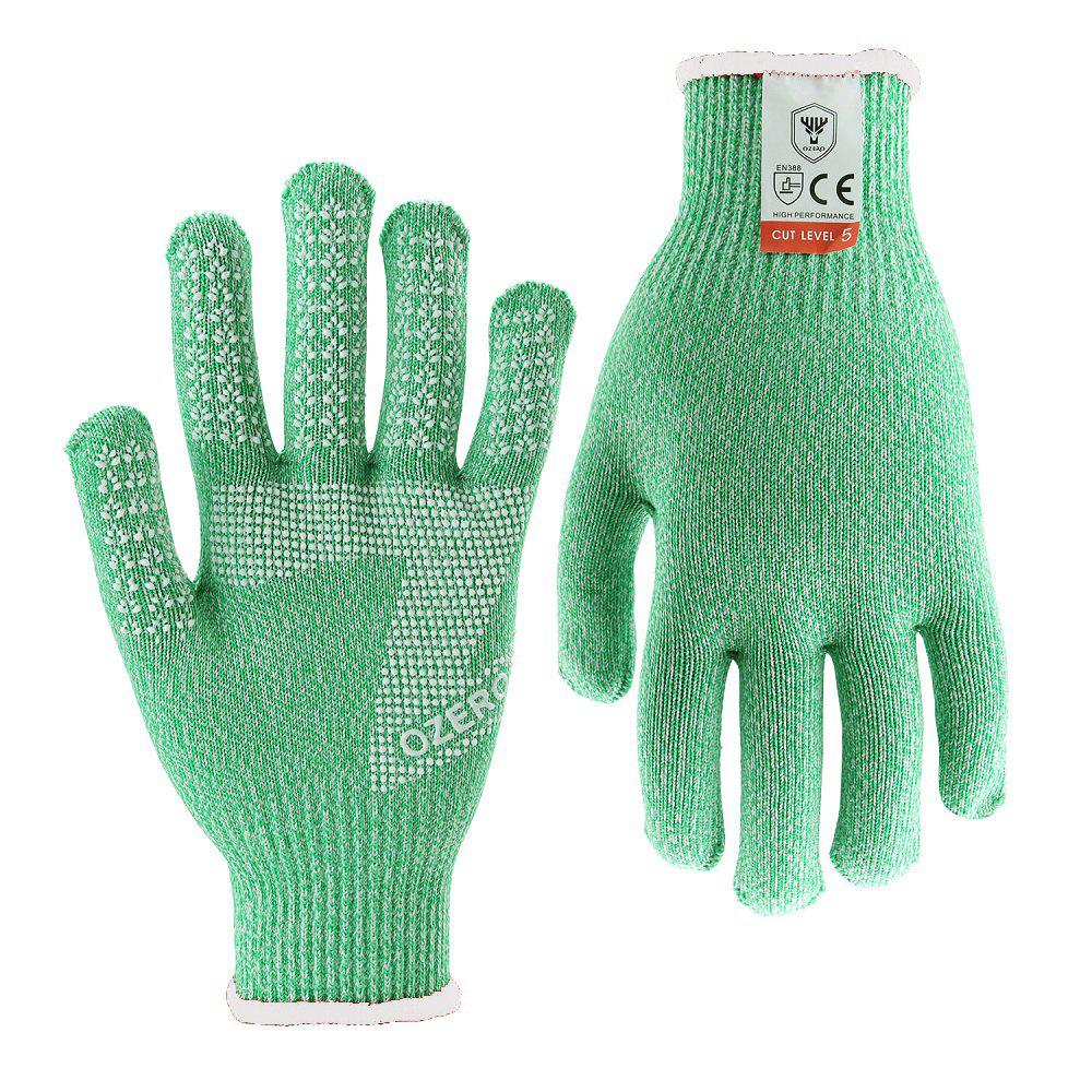Discount OZERO Cut Resistant Gloves Knife Cutting Safety Galley Protection