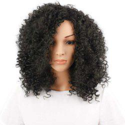 African Small Wig Headset -