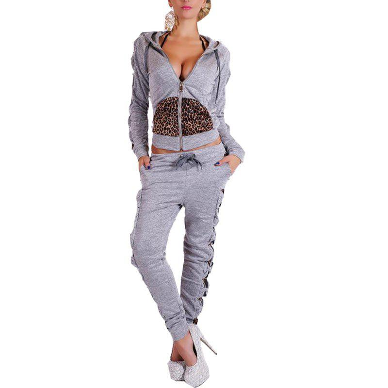 Sale Autumn New Sexy Casual Sports Women's Suit