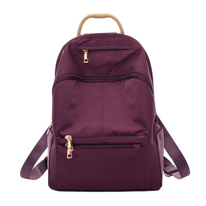 New Women Casual Fashion Large Capacity Backpack