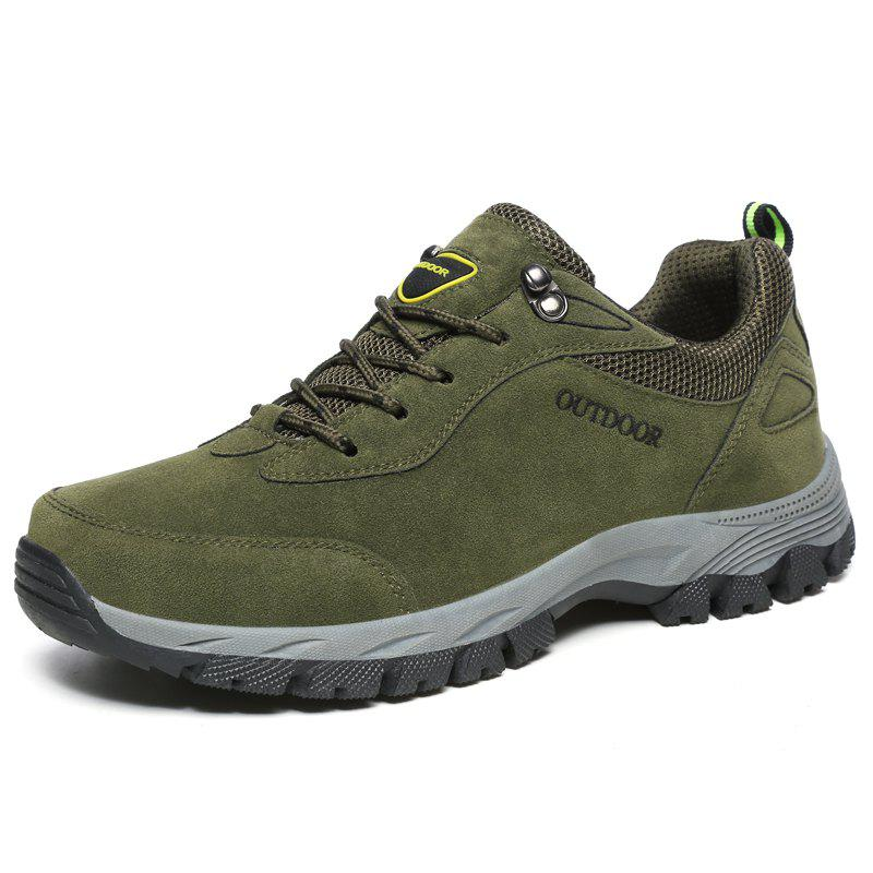 Outfit Hiking Shoes Extra Large Code