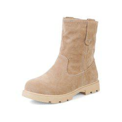 Winter New Ladies Snow Boots Warm Women'S Boots -