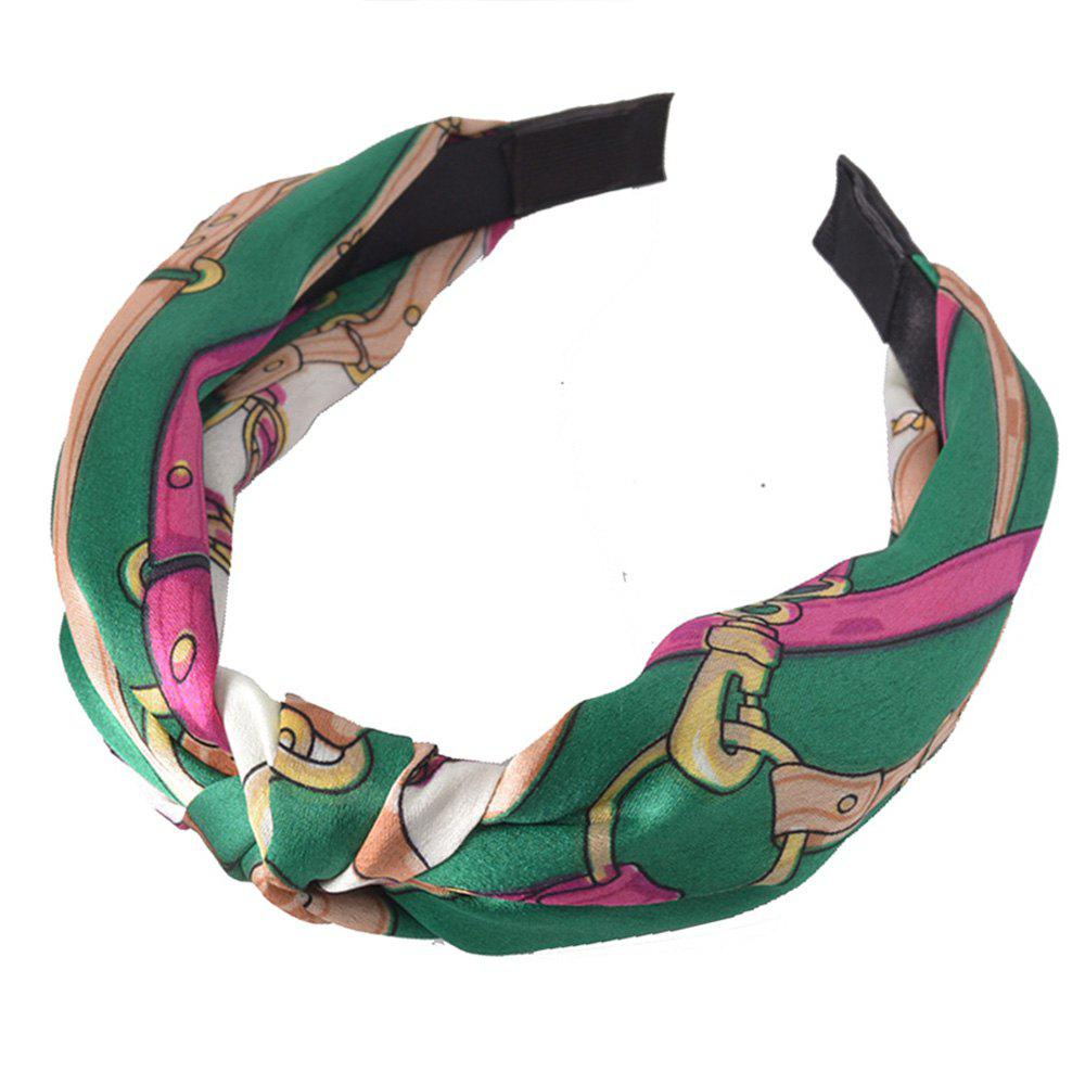 Chic Retro Fashion Chiffon Headband