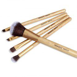 5 Makeup Brush Blush Eye Socket Eyebrow Brush -