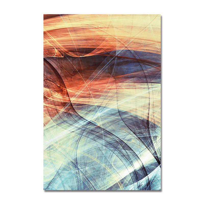 DYC Fashion Abstract Lines Print Art