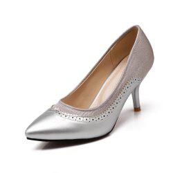 Women Shoes with High Heel Shallow Head -