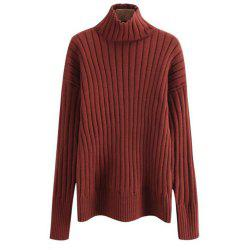 Women's Long Sleeve Half Turtleneck -